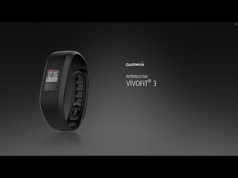 lyteCache.php?origThumbUrl=https%3A%2F%2Fi.ytimg.com%2Fvi%2F0uBc8ti352Y%2F0 - Garmin Vivofit 3 offers automatic activity tracking and one year battery life