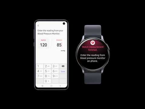 lyteCache.php?origThumbUrl=https%3A%2F%2Fi.ytimg.com%2Fvi%2F1WGTftm IEU%2F0 - Samsung Galaxy Watch series receives clearance to measure blood pressure