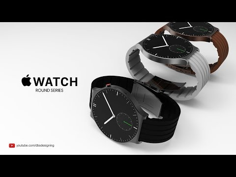 lyteCache.php?origThumbUrl=https%3A%2F%2Fi.ytimg.com%2Fvi%2F2QkXOqNXXn0%2F0 - Here is a glimpse at just how beautiful a round Apple Watch would be