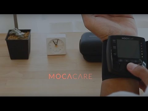 lyteCache.php?origThumbUrl=https%3A%2F%2Fi.ytimg.com%2Fvi%2F4xBkE VO3kg%2F0 - MOCACARE launches connected blood pressure monitor