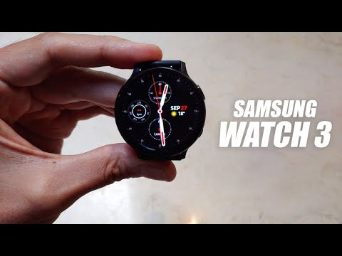 lyteCache.php?origThumbUrl=https%3A%2F%2Fi.ytimg.com%2Fvi%2FN8N04mm1EjI%2F0 - Samsung Galaxy Watch 3, hands-on videos show new features