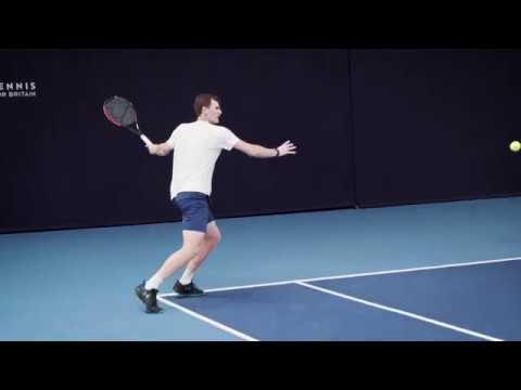 lyteCache.php?origThumbUrl=https%3A%2F%2Fi.ytimg.com%2Fvi%2FV nHh6236bQ%2F0 - Jamie Murray demos Slinger Bag ahead of tennis tournament