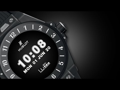 lyteCache.php?origThumbUrl=https%3A%2F%2Fi.ytimg.com%2Fvi%2FV6Y1fMHJrI8%2F0 - Hublot has made a WearOS smartwatch for those with $5,800 to spare