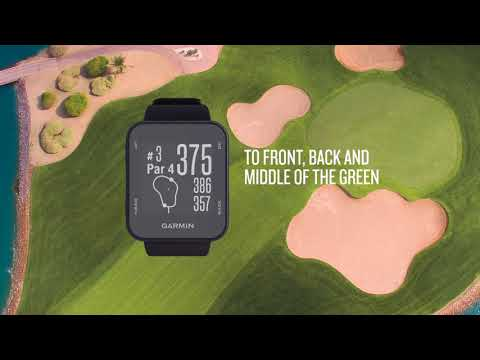 lyteCache.php?origThumbUrl=https%3A%2F%2Fi.ytimg.com%2Fvi%2FWIeyl8tjkCg%2F0 - Garmin's Approach S10 is a simple, easy-to-use, entry-level golf watch