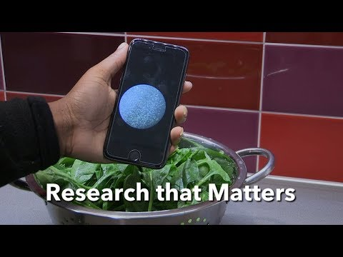 lyteCache.php?origThumbUrl=https%3A%2F%2Fi.ytimg.com%2Fvi%2FmgPDhkcZDqw%2F0 - This $30 smartphone attachment may soon be able to prevent food poisoning