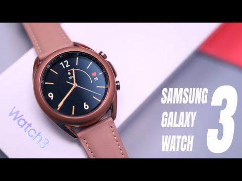lyteCache.php?origThumbUrl=https%3A%2F%2Fi.ytimg.com%2Fvi%2Fzm9kkXx4Pdg%2F0 - Samsung Galaxy Watch 3, hands-on videos show new features