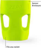 review zepp tennis swing analyzer 3 - Review: Zepp Tennis Swing Analyzer