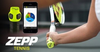 review zepp tennis swing analyzer 390x205 - Review: Zepp Tennis Swing Analyzer