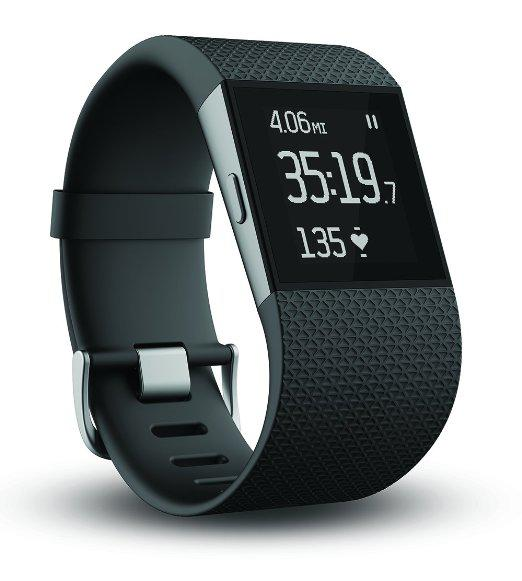 review fitbit surge fitbit s foray into serious running watch territory - Review: Fitbit Surge - Fitbit's foray into serious running watch territory