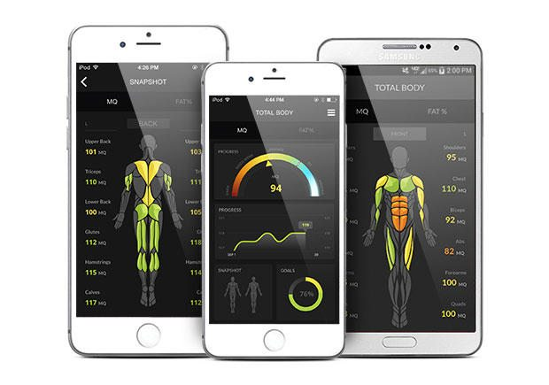 review skulpt aim hand held body fat monitor 3 - Boost your gym and strength session with one of these wearables