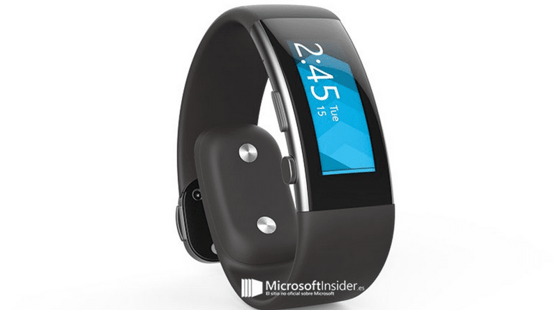 Microsoft band 2 – leaked images show a more modern, curved design