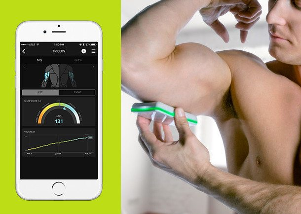 review skulpt aim hand held body fat monitor - Review: Skulpt Aim - hand held body fat monitor