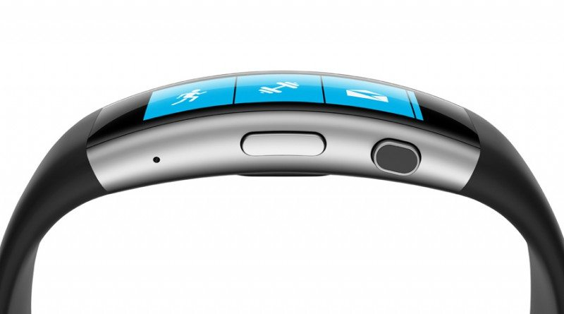 Microsoft fitness band 2: features a complete redesign and new sensors