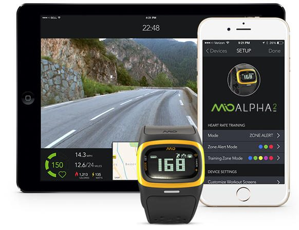 review mio alpha 2 accurate heart rate tracking 2 - Review: Mio Alpha 2 - accurate heart rate tracking