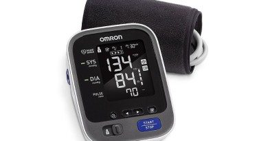 Review: Omron 10 blood pressure monitor review