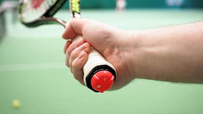 review sony smart tennis sensor - Review: Sony Smart Tennis Sensor