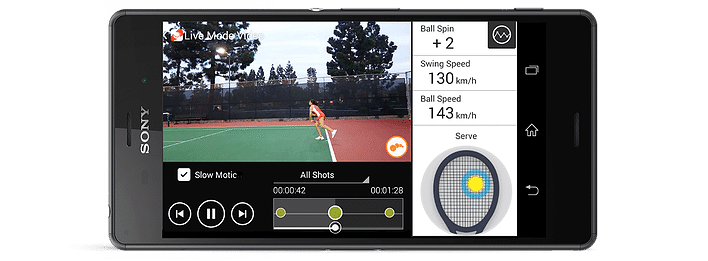 review sony smart tennis sensor - Review: Sony Smart Tennis Sensor