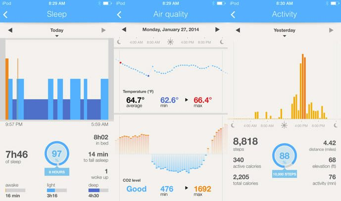 review withings pulse o2 4 - Review: Withings Pulse O2