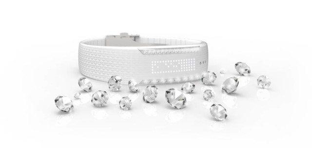 The Loop Crystal – Polar delivers the Swarovski flair