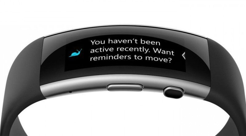 Microsoft Band update adds music controls and movement reminders