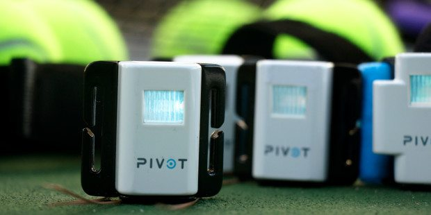 pivot smart wearable for tennis on indiegogo - Pivot: smart wearable for tennis on Indiegogo