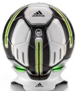 smart gadgets for soccer aka football 3 - Training sensors for soccer (aka football) players