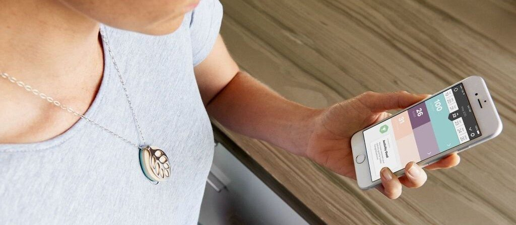 ten stress busting wearables to help you chill 2 - Ten stress busting wearables to help you chill