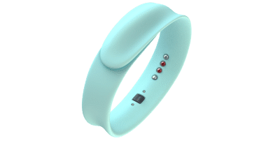 """""""Feel"""" bracelet makes you happy when you are feeling stressed"""
