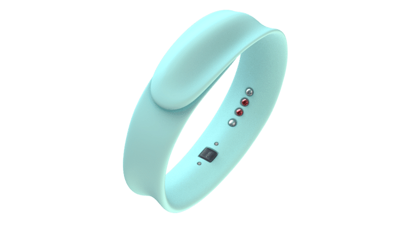 """Feel"" bracelet makes you happy when you are feeling stressed"