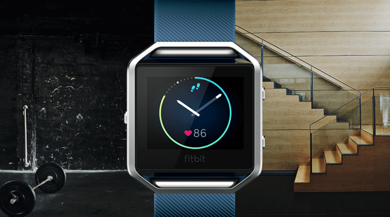 Fitbit launches new wearable – the Fitbit Blaze