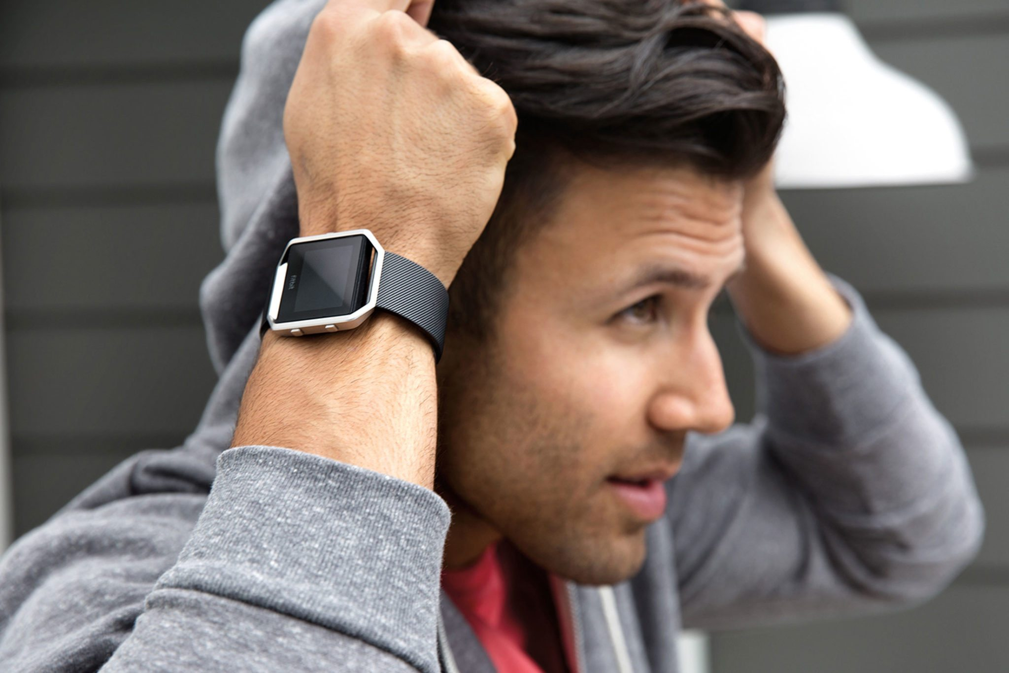 fitbit launches new wearable the fitbit blaze 3 - Fitbit launches new wearable - the Fitbit Blaze