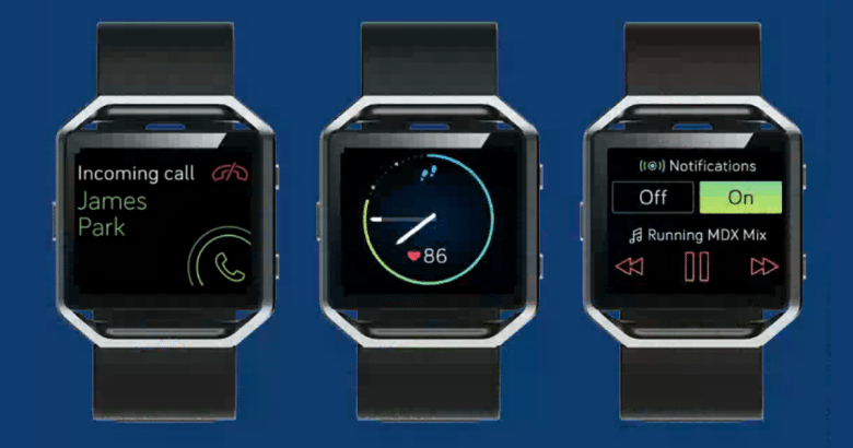 fitbit launches new wearable the fitbit blaze - Fitbit launches new wearable - the Fitbit Blaze