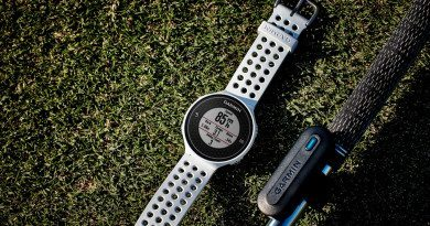 Garmin's TruSwing golf sensor brings real time shot metrics to your wrist