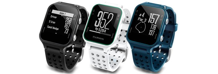 garmin unveils the approach s20 a new wearable for golfers 3 - Garmin unveils the Approach S20 - a new wearable for golfers