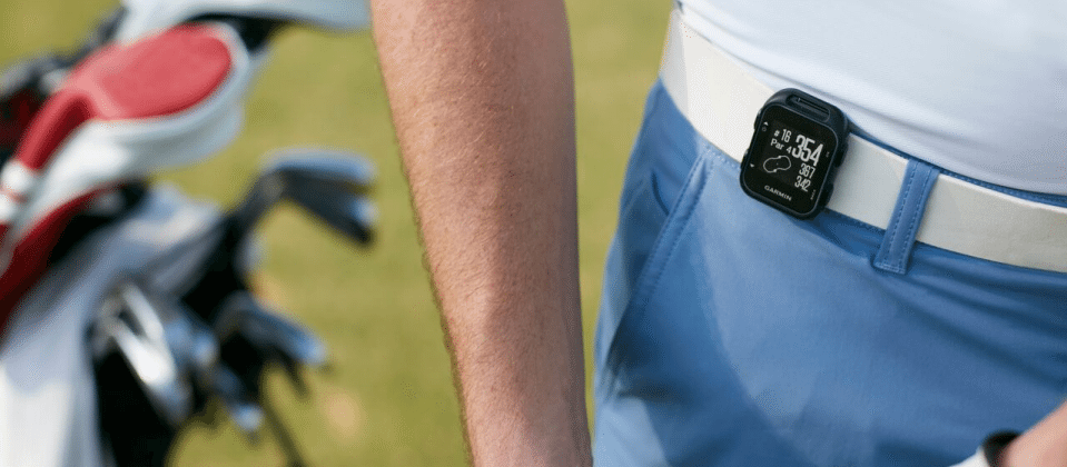 garmin unveils the approach s20 a new wearable for golfers - Garmin's TruSwing golf sensor brings real time shot metrics to your wrist