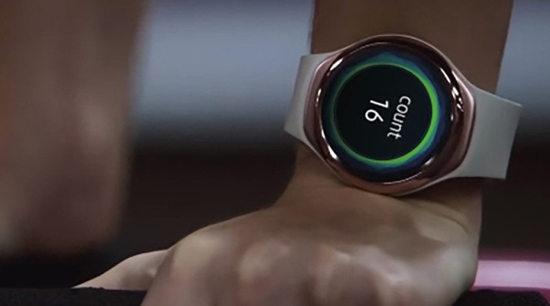 Images of upcoming Samsung Triathlon fitness tracker leaked