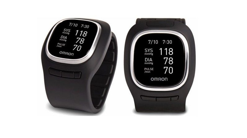 Omron reveals new fitness watch that tracks blood pressure