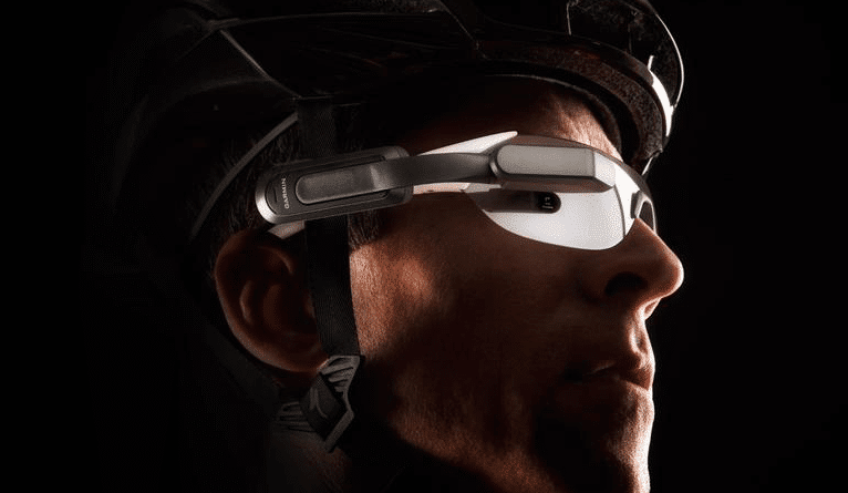 Varia Vision is like Google Glass for cyclists