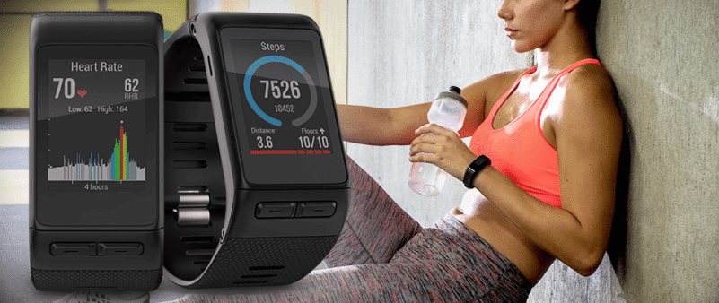garmin adds hr sensor and sleek design to new vivoactive hr 3 - Which Garmin fitness tracker should you buy?