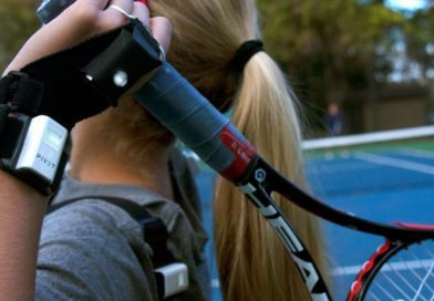 Pivot: the motion capture wearable for tennis