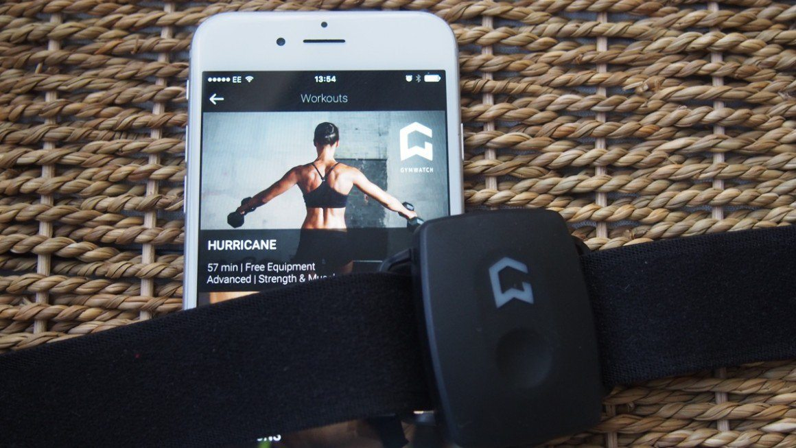review gymwatch your ultimate fitness buddy 6 - Review: Gymwatch, your ultimate fitness buddy