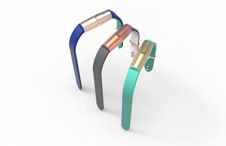 fossil announces q motion a slim cylindrical misfit ray lookalike gadgets wearables. Black Bedroom Furniture Sets. Home Design Ideas
