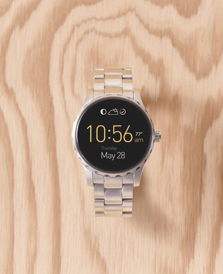 fossil unveils 7 more stylish wearables 3 - Fossil's new Android Wear smartwatches up for pre-order