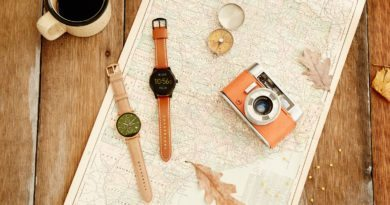 Fossil unveils 7 more stylish wearables