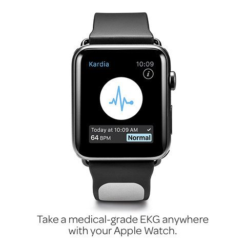 startup brings medical grade heart rate monitoring to apple watch 4 - Startup brings medical grade heart rate monitoring to Apple Watch