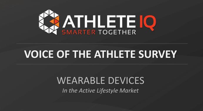 Voice of Athlete Survey