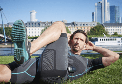 Antelope Sportswear: the muscle activating smartsuit