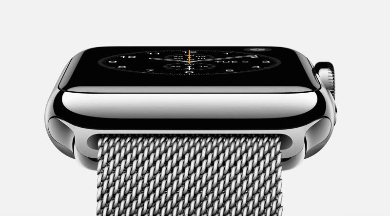 Apple Watch patent reveals possible smart bands