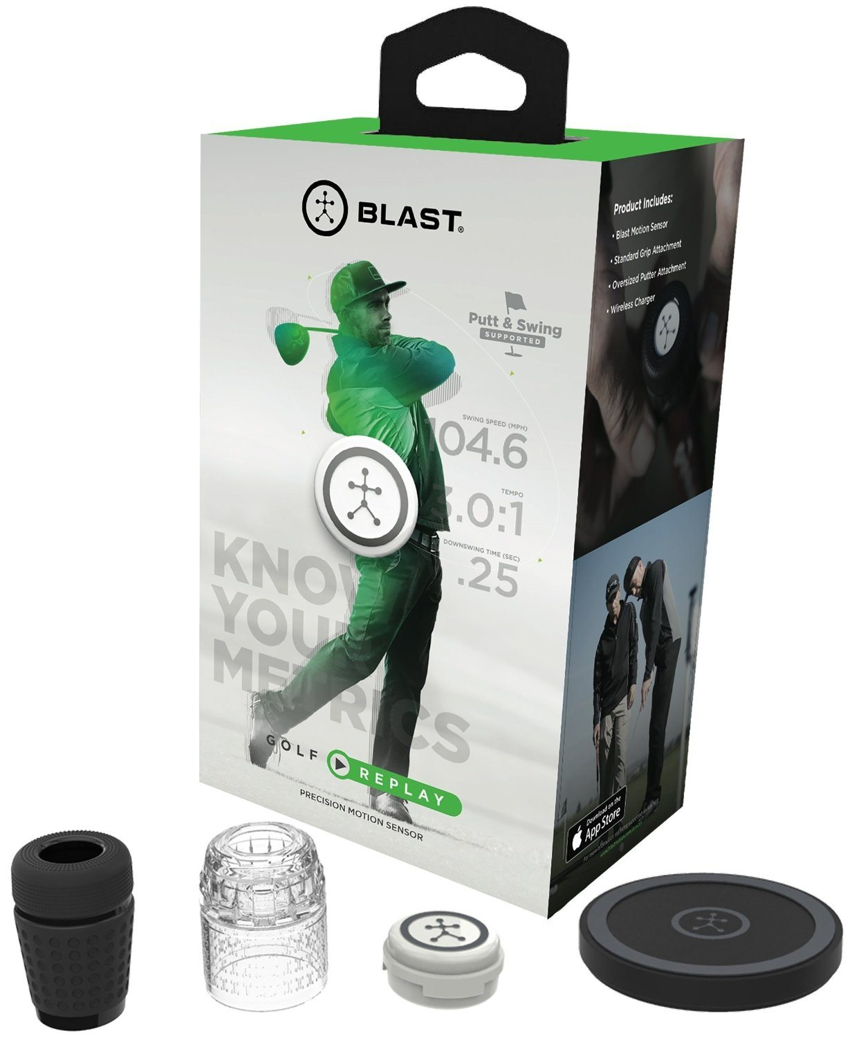 blast motion golf captures metrics and highlights so you can train like a pro 6 - Blast Motion Golf captures metrics and highlights so you can train like a pro