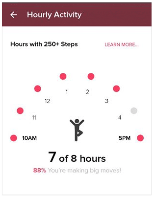 fitbit introduces hourly activity stationary time tracking - Fitbit introduces Hourly Activity & Stationary Time Tracking